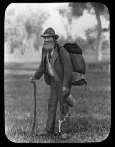 Have you won some swag from this jolly swagman's pack?Photo: Wiki Commons