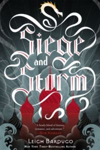 """Siege and Storm"" by Leigh Bardugo"