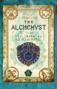 """""""The Alchemyst"""" by Michael Scott"""