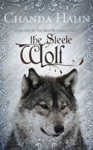 """The Steele Wolf"" by Chanda Hahn"