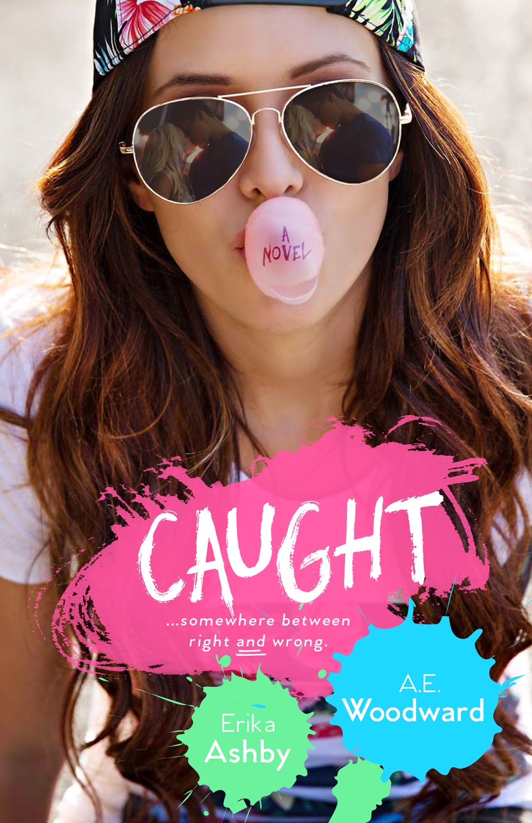 Caught Cover