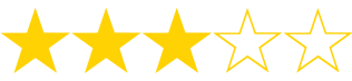3-stars-out-of-5